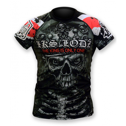 "Rashguard ""ŁKS ŁÓDŹ - THE..."