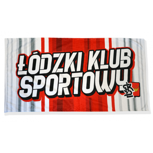 """Ręcznik """"Łódzki Klub..."""
