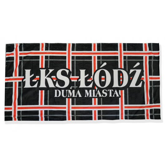 "Ręcznik ŁKS ŁÓDŹ ""Duma..."