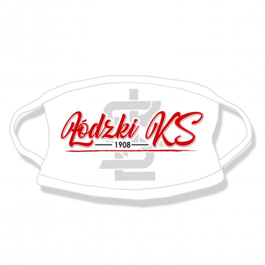 """Maseczka """"Łódzki KS"""""""