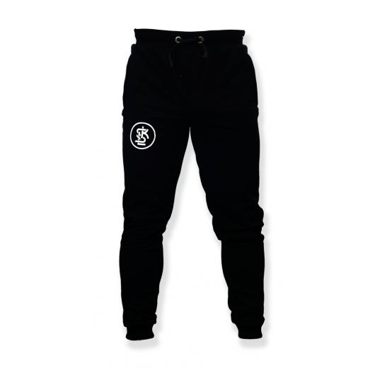 """Spodnie dresowe czarne """"ŁKS..."""