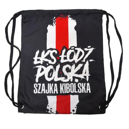 """Worek ŁKS """"Szajka Kibolska"""""""