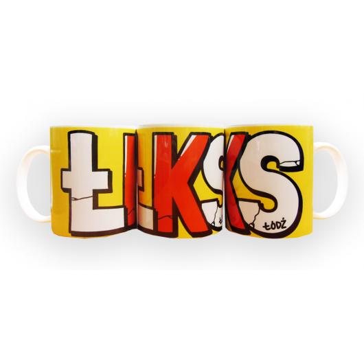 """Kubek """"ŁKS"""""""
