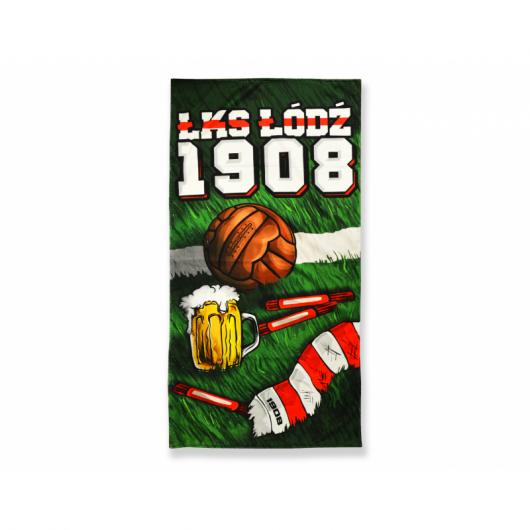 Ręcznik ŁKS Łódź