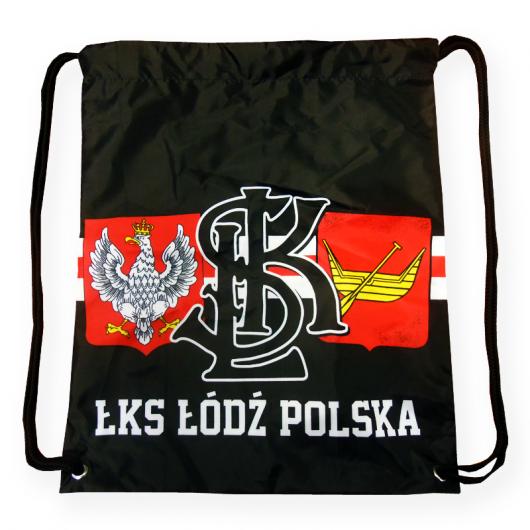 """Worek """"ŁKS Łódź Polska"""""""