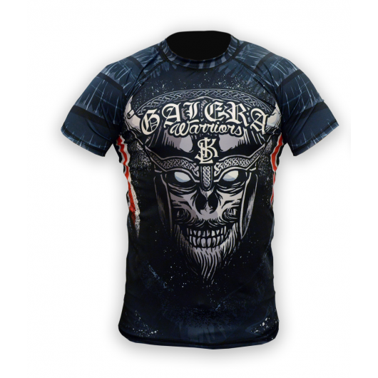 "Rashguard ""Galera Warriors"""